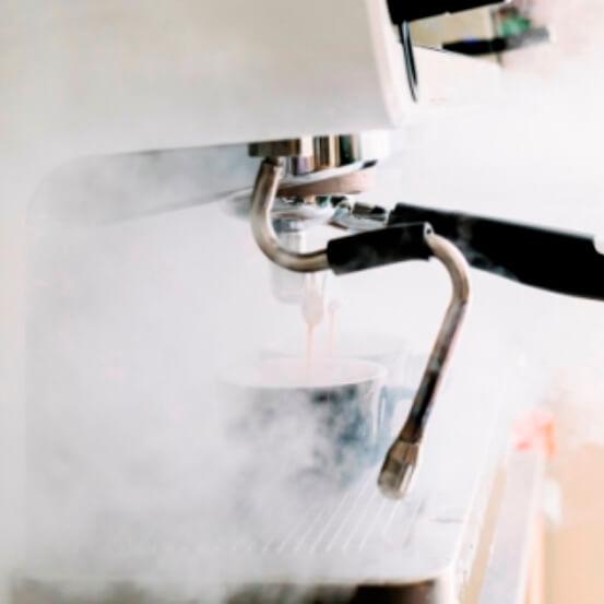 coffee-machine-steam